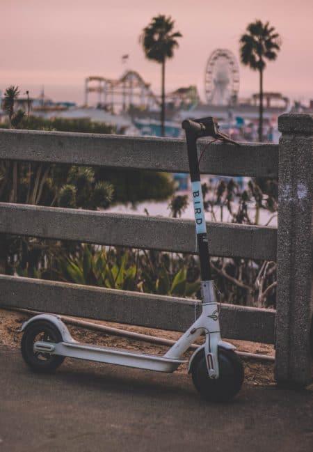 E-Scooter - Stadtplage oder sinnvoller Beitrag zum Umweltschutz?