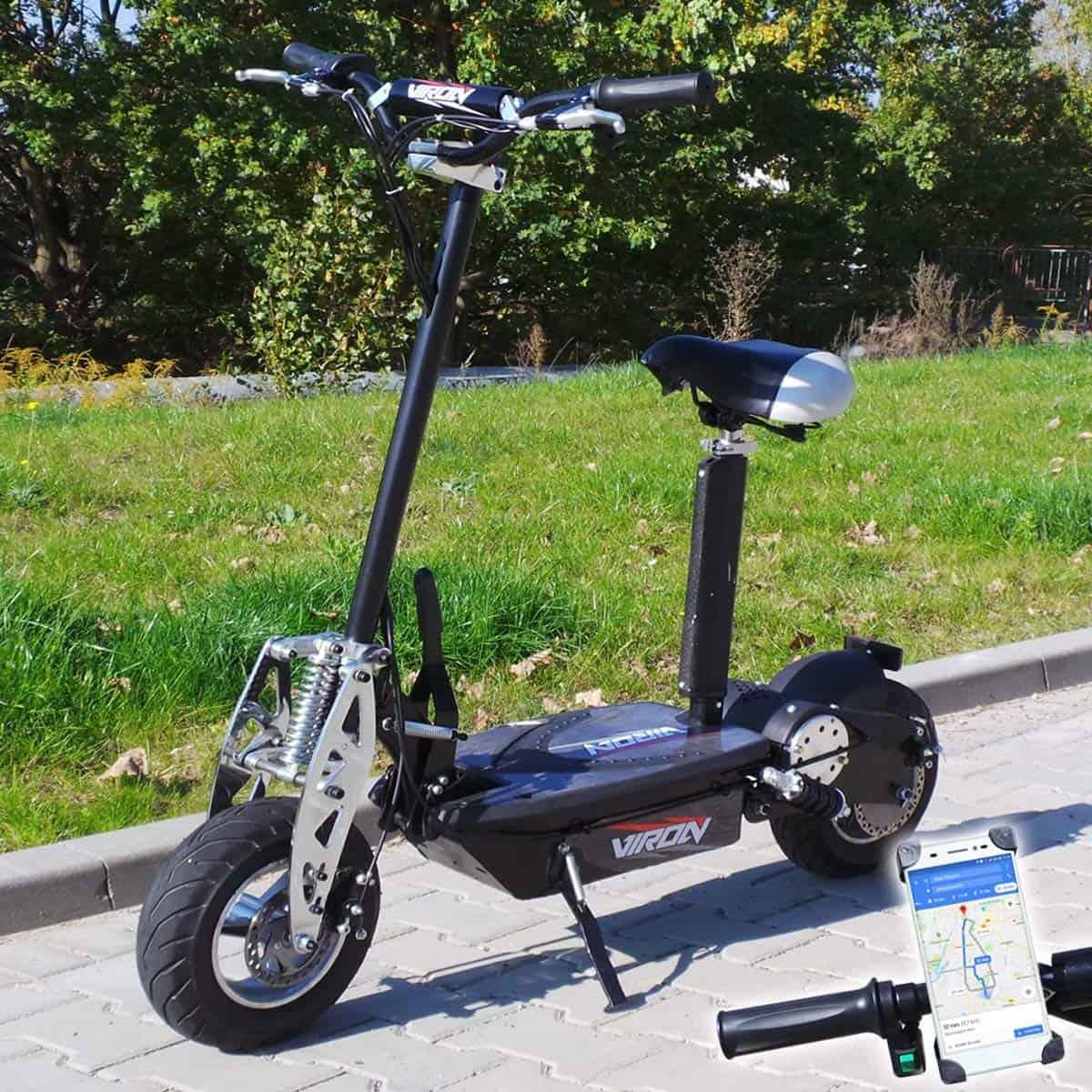 Viron Elektro Scooter 800