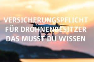 Bietet die Zürich überhaupt eine Drohnen Versicherung an?